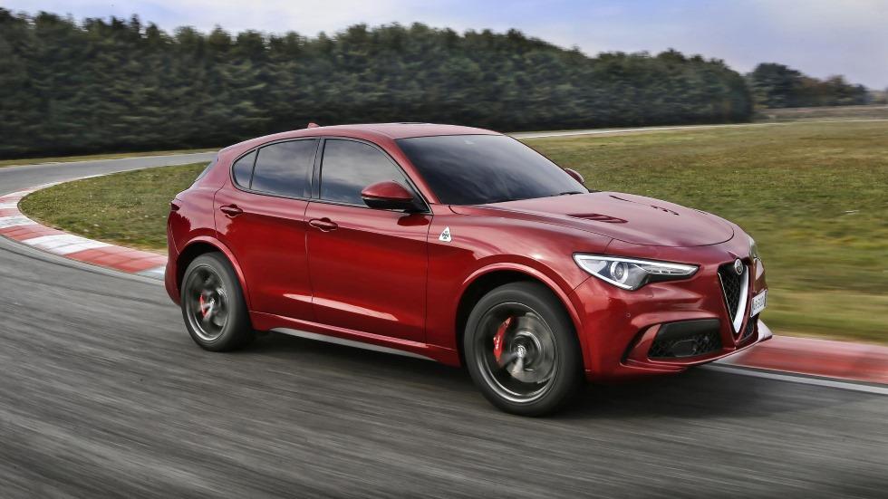 Alfa Romeo Stelvio Quadrifoglio: el SUV más deportivo, ya a la venta