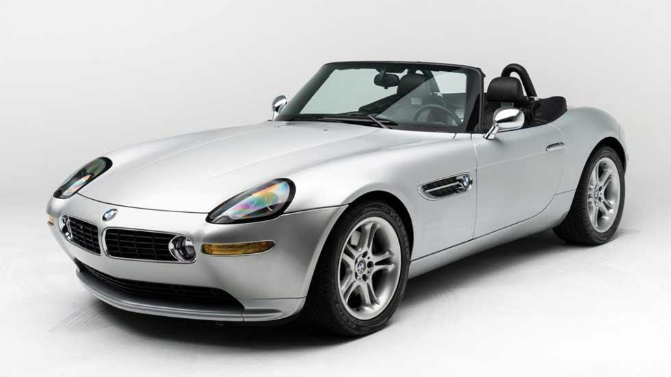 El BMW Z8 de Steve Jobs, ¡a la venta en subasta!