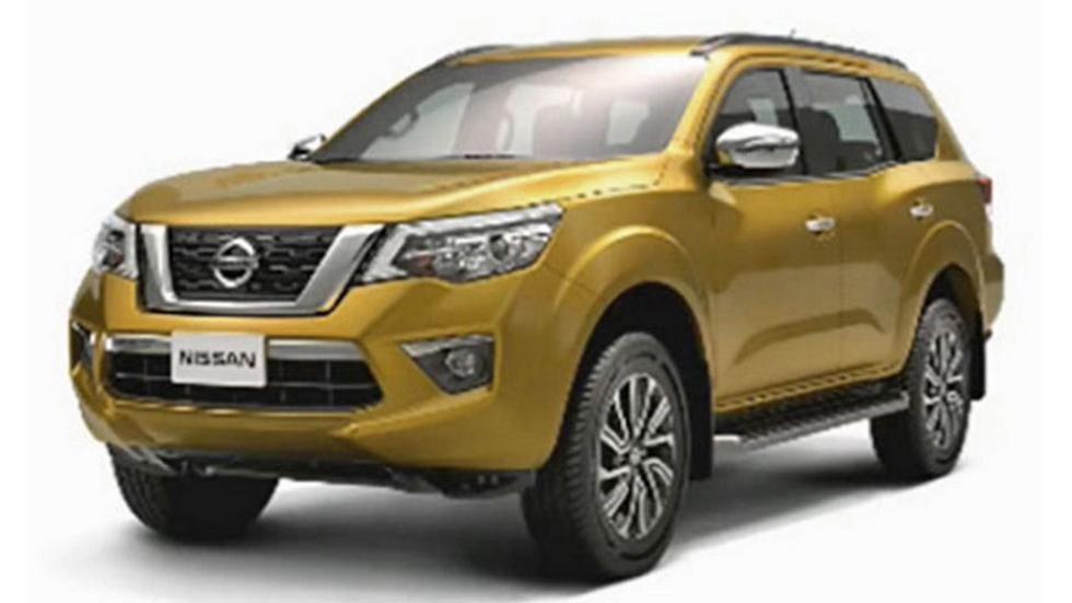 """Nissan Xterra: filtrado en fotos el nuevo """"súper Qashqai"""" basado en el Navara"""