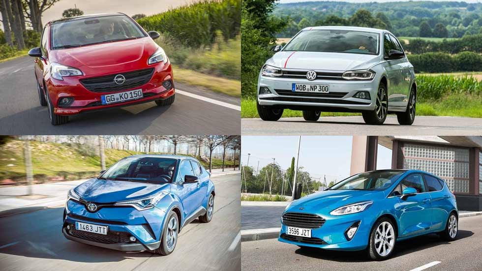 Los coches más vendidos en cada país del mundo