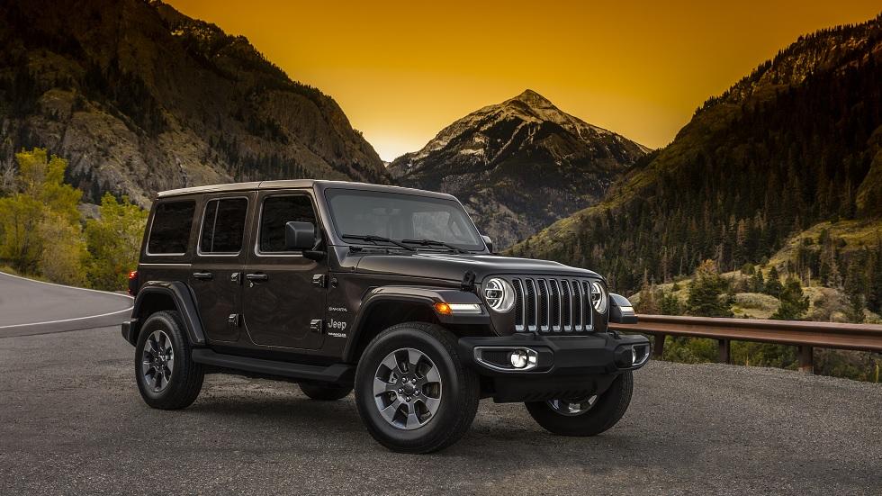 Jeep Wrangler 2018: primeras fotos y datos oficiales