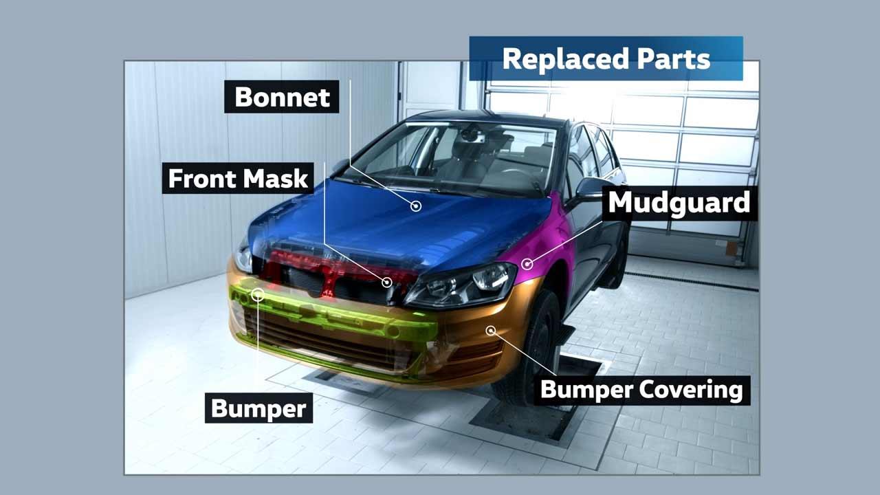 Así afectan las piezas de repuesto no originales a la seguridad de los coches (VÍDEO)