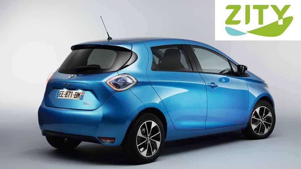 """Zity: así es el nuevo servicio de """"car2go"""" de Renault"""