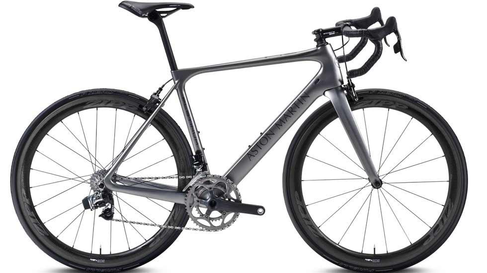 Aston Martin se apunta al ciclismo: así es su nueva bicicleta