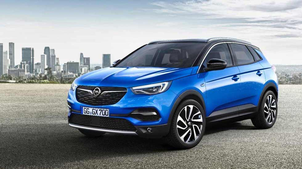 El SUV Opel Grandland X, ya a la venta en Amazon