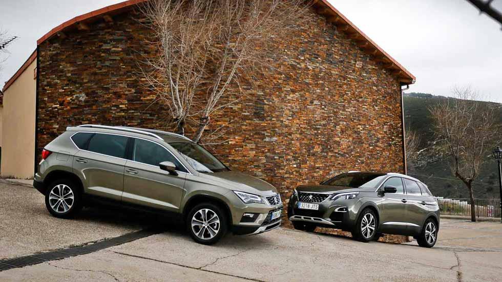 Los coches de tipo SUV, los preferidos por los españoles