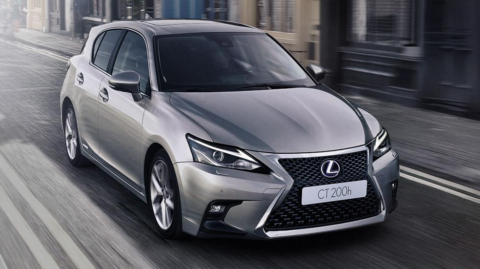 Lexus CT 200h 2018: precios y prueba del renovado compacto híbrido