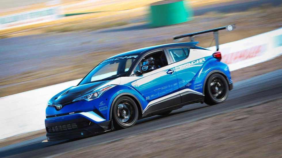 Toyota C-HR: ¿el SUV más rápido en Nürburgring?