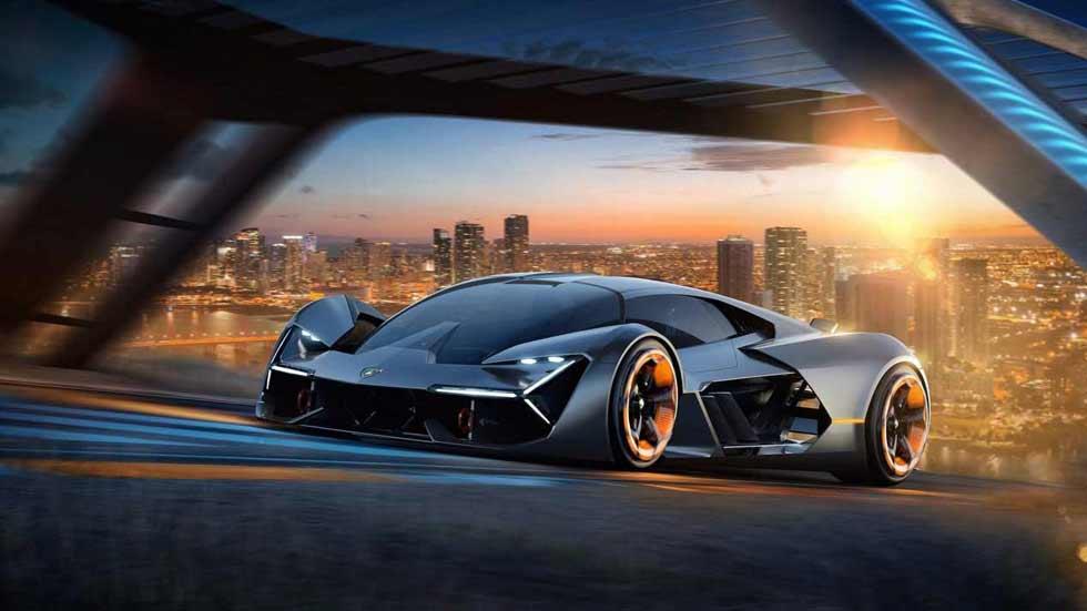 Lamborghini Terzo Millennio el superdeportivo del tercer milenio