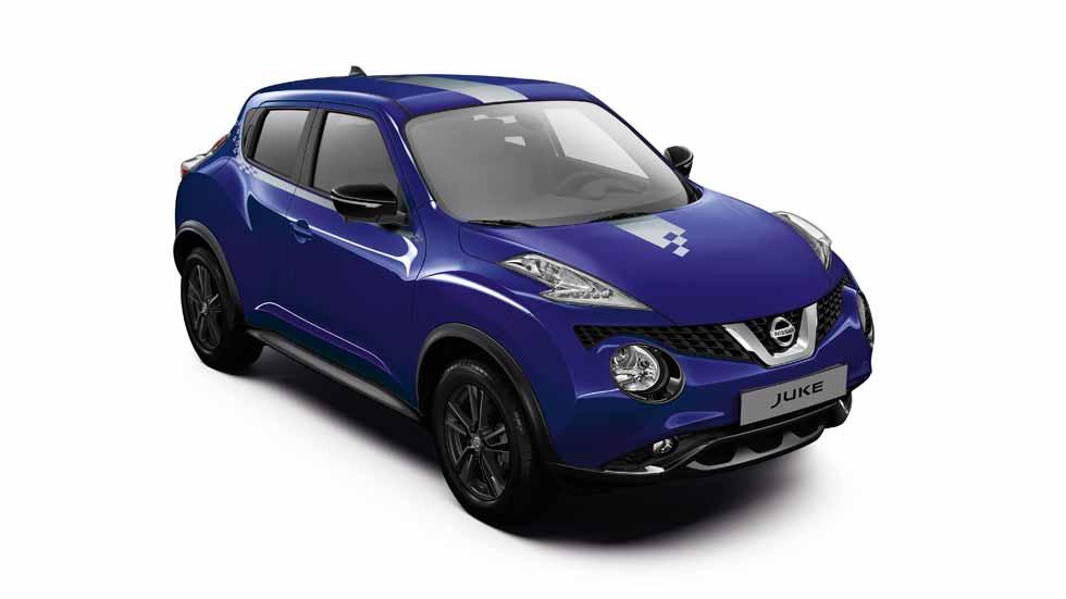"""Nissan Juke GT Sport PlayStation: el SUV para los """"más jugones"""""""