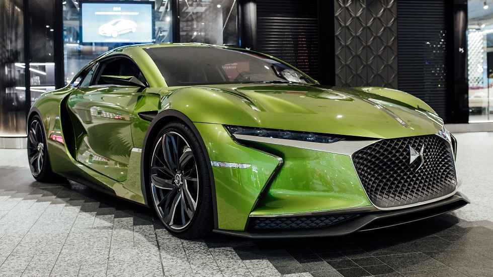 ¿Está preparando DS un superdeportivo para competir con el BMW i8?