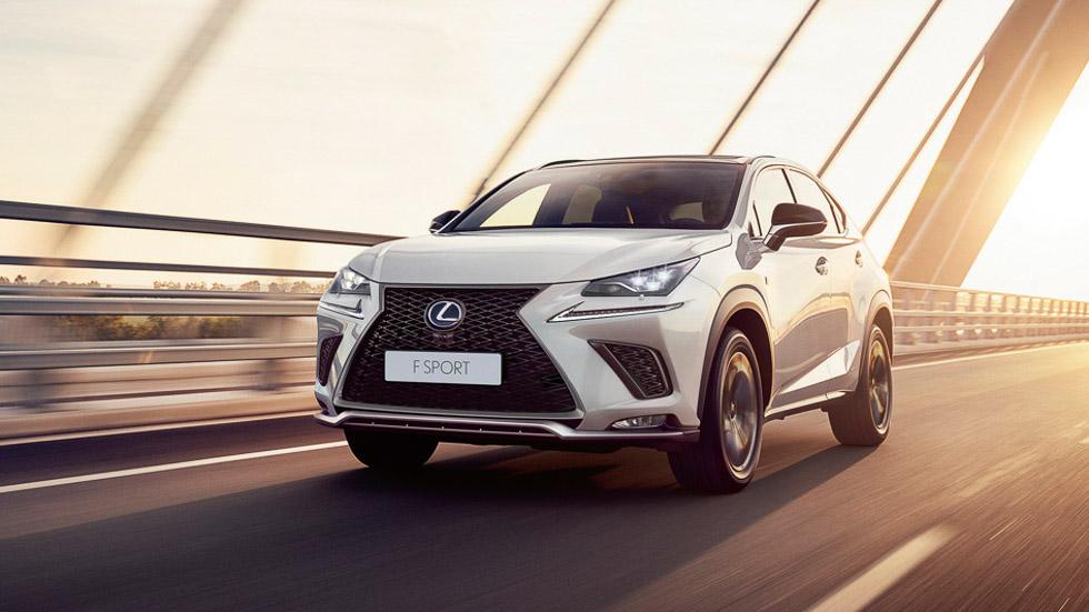 Lexus NX 300h 2018: precios y prueba del nuevo SUV híbrido