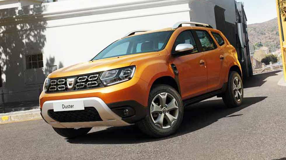 Dacia Duster 2018: primeros precios del SUV low cost más popular