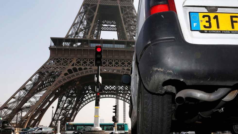 Europa reducirá hasta un 30 por ciento las emisiones de CO2 de los coches