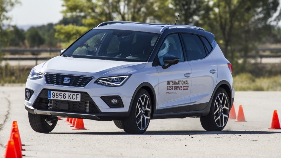 Seat Arona 1.0 EcoTSI/115: probamos y medimos un nuevo SUV de referencia