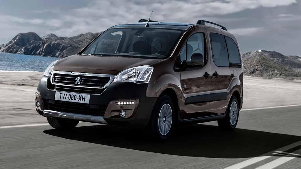 Peugeot Partner Tepee Adventure Edition: saca tu lado más aventurero
