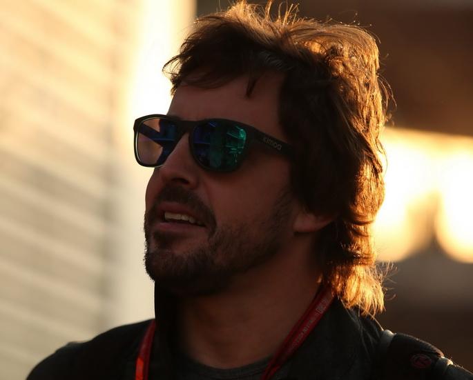 GP Brasil: Alonso ya en Interlagos y con grandes recuerdos