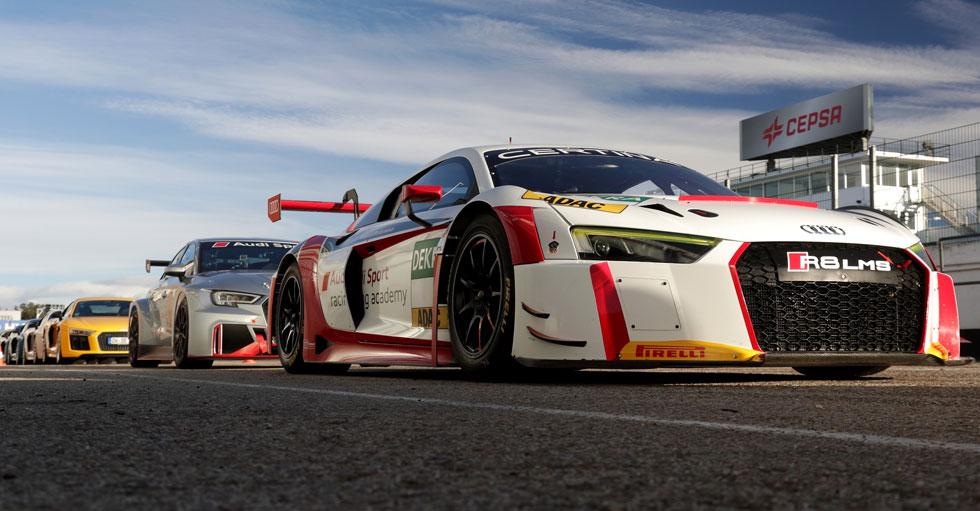 Audi Sportscar Driving Experiencie: conduce los mejores deportivos