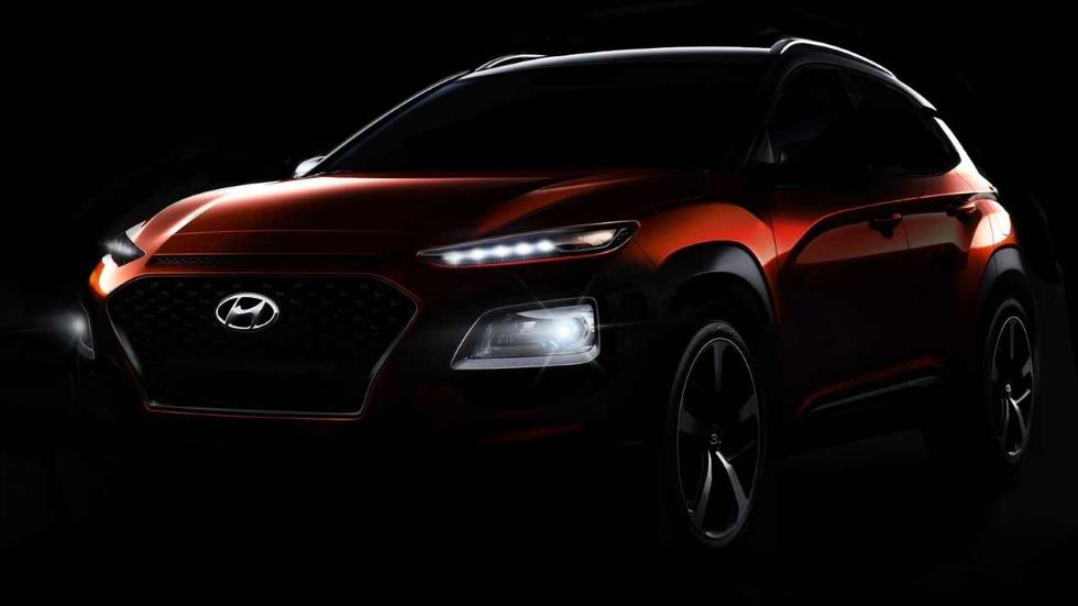 """Hyundai SUV: tras nuevos Santa Fe y Tucson, un """"mini"""" Kona antes de 2020"""