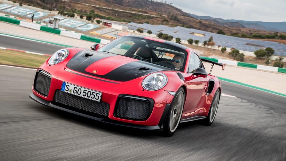 Porsche 911 GT2 RS: ¡probamos el coche de producción más rápido!