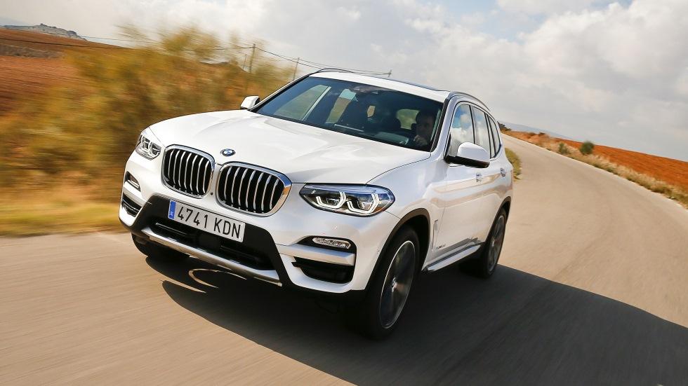 BMW X3 20d xDrive 190 CV: opiniones del nuevo SUV y consumo real