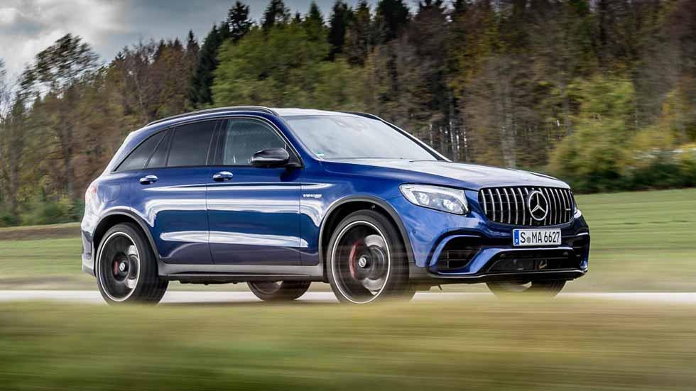 Mercedes-AMG GLC 63 4Matic+: a prueba un SUV único en su especie