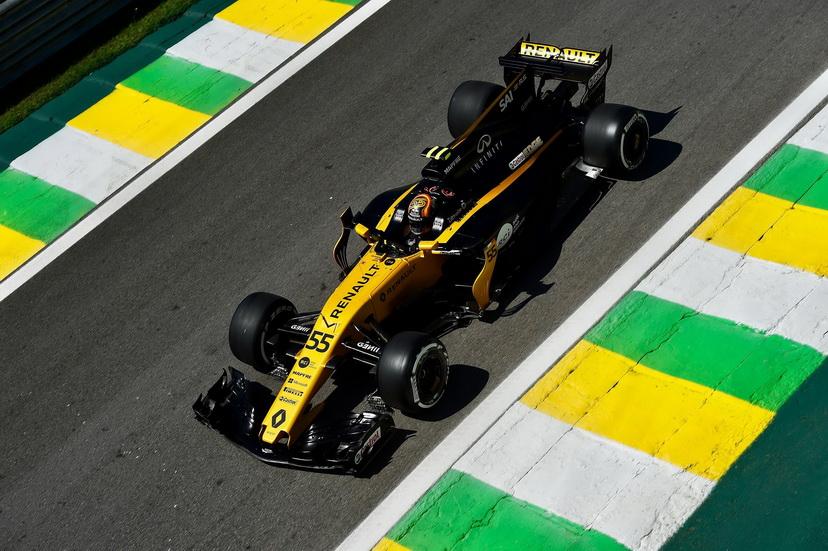 GP de Brasil: Sainz fue noveno en la calificación y partirá octavo