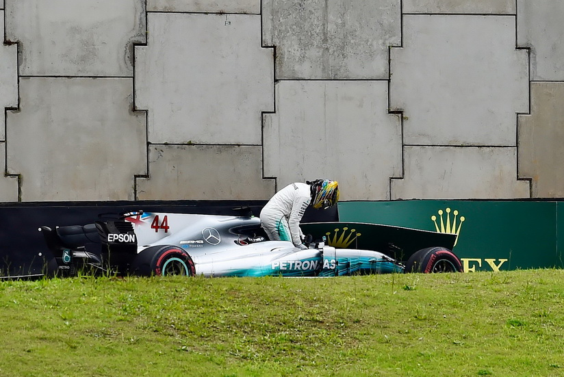 GP de Brasil: esta es la parrilla de salida