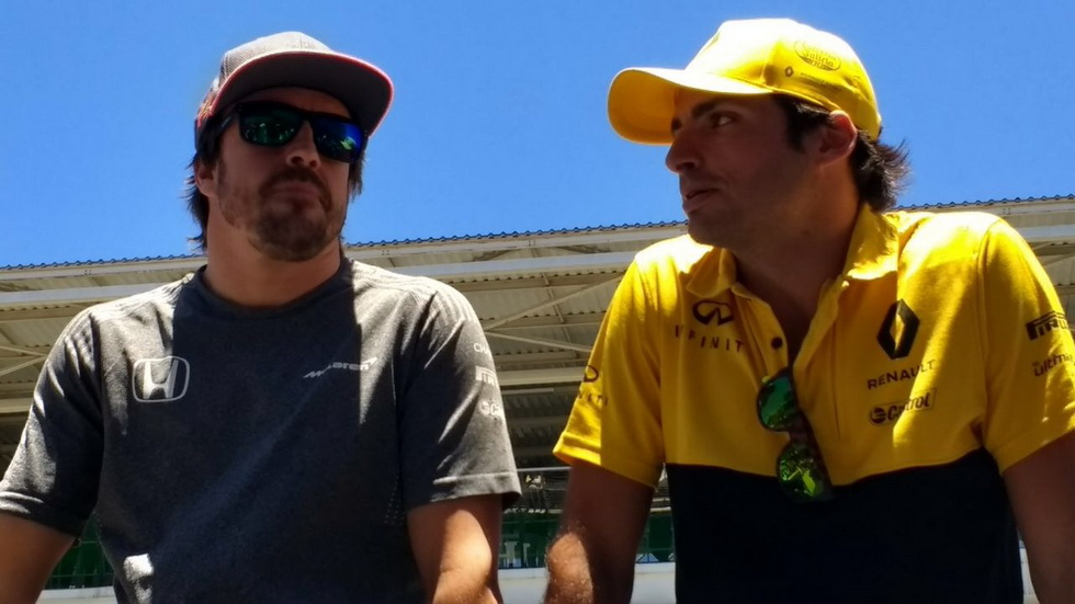 GP de Brasil: los neumáticos para la carrera