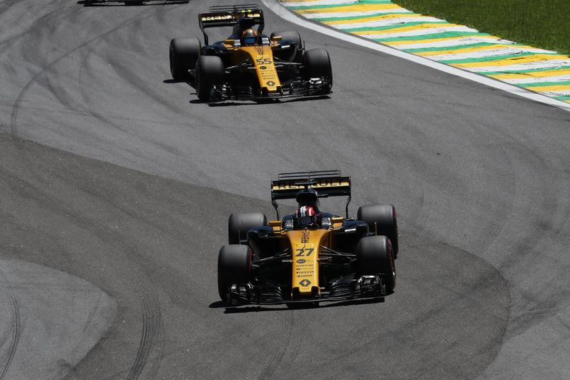 GP de Brasil: Sainz se quedó en la puerta de los puntos