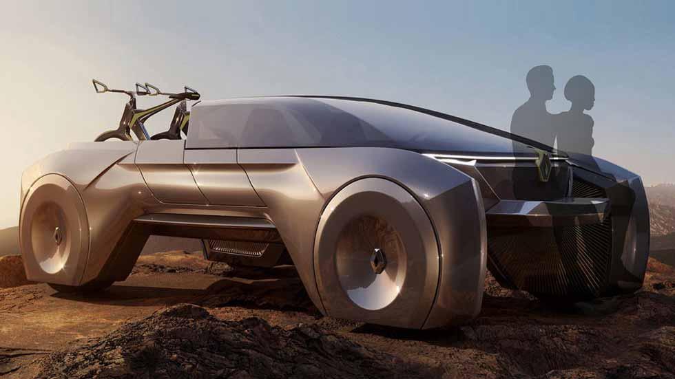 Renault Subtil: así será el SUV transformable del futuro