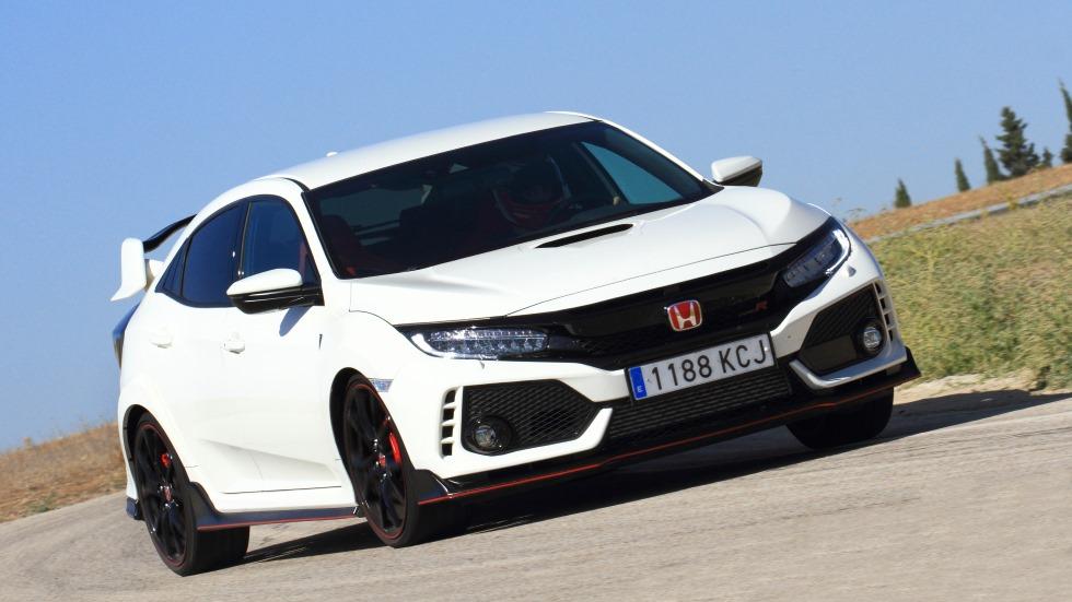 Honda Civic Type R: probamos el compacto de tracción más rápido del mundo