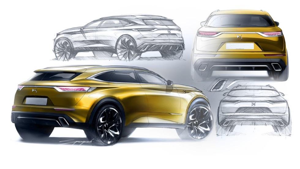 DS lanzará un SUV basado en los nuevos Peugeot 208 y 2008