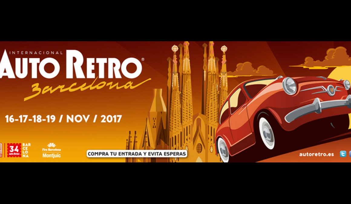 Los ganadores de las entradas para el Salón del Vehículo Clásico de Barcelona