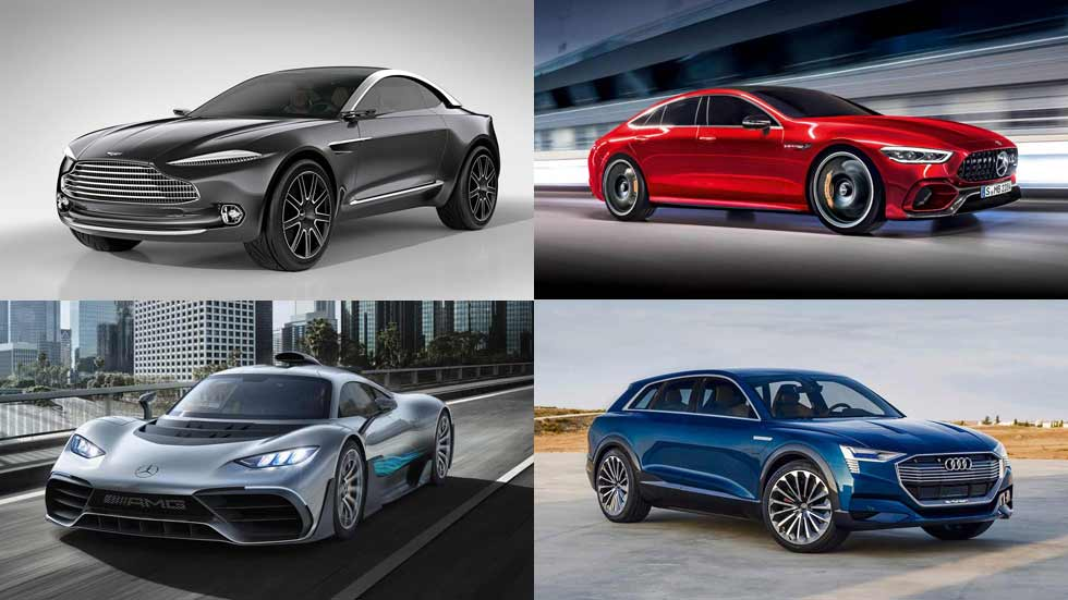 Los mejores coches y SUV que llegarán en 2019