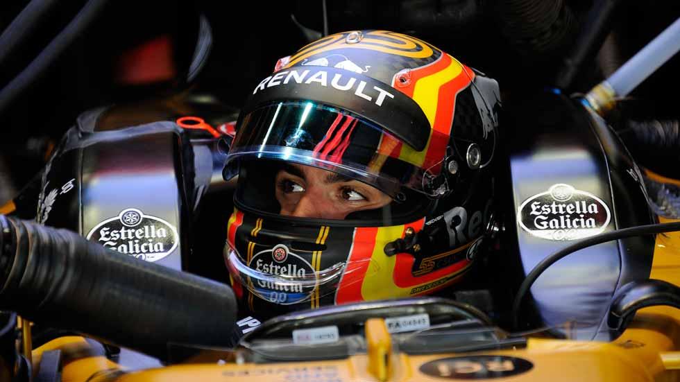 """Entrevista a Carlos Sainz Jr: """"Las comparaciones con Alonso no me asustan"""""""