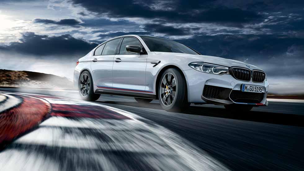 BMW M5  M Performance 2018: aún más deportivo y exclusivo