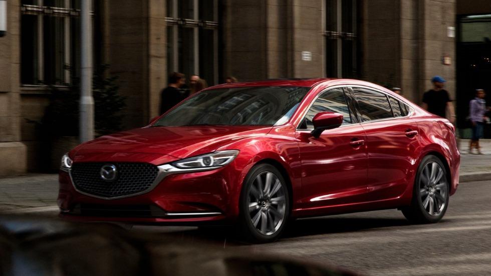 ¡Oficial! Mazda 6 2018: todas las fotos y datos de la nueva berlina