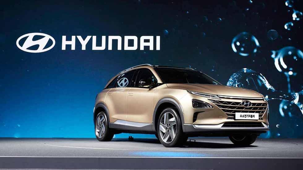 Los 8 nuevos SUV de Hyundai hasta 2020: Santa Fe, Tucson, mini Kona…