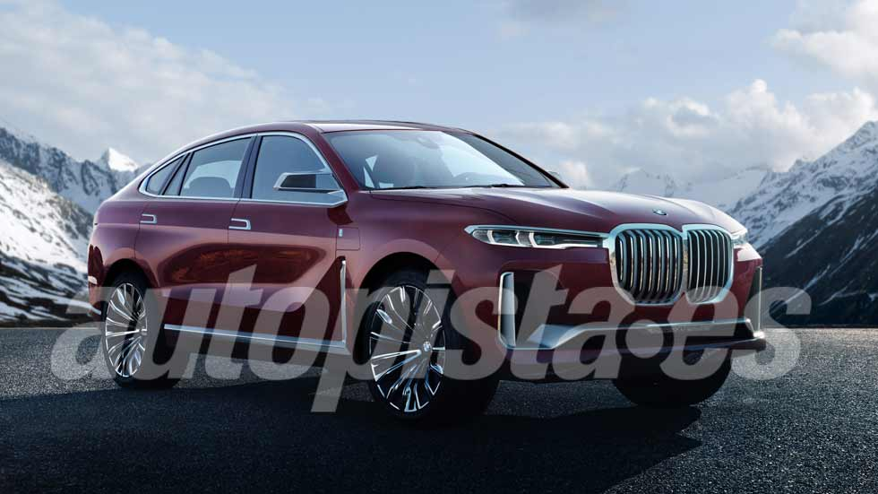 BMW X8 y BMW iX3: los nuevos SUV que llegarán antes de 2020