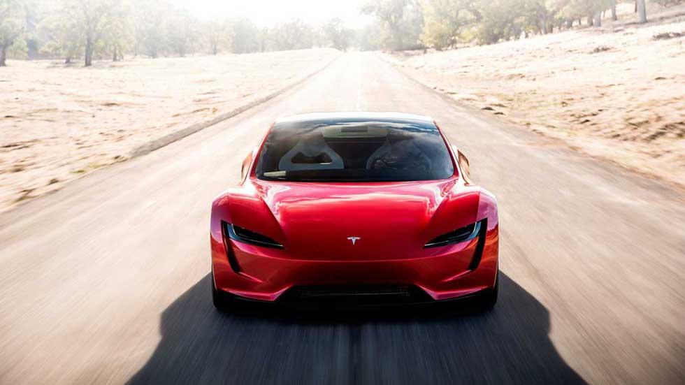Tesla Roadster, 1.000 km de autonomía y tan rápido como un Bugatti