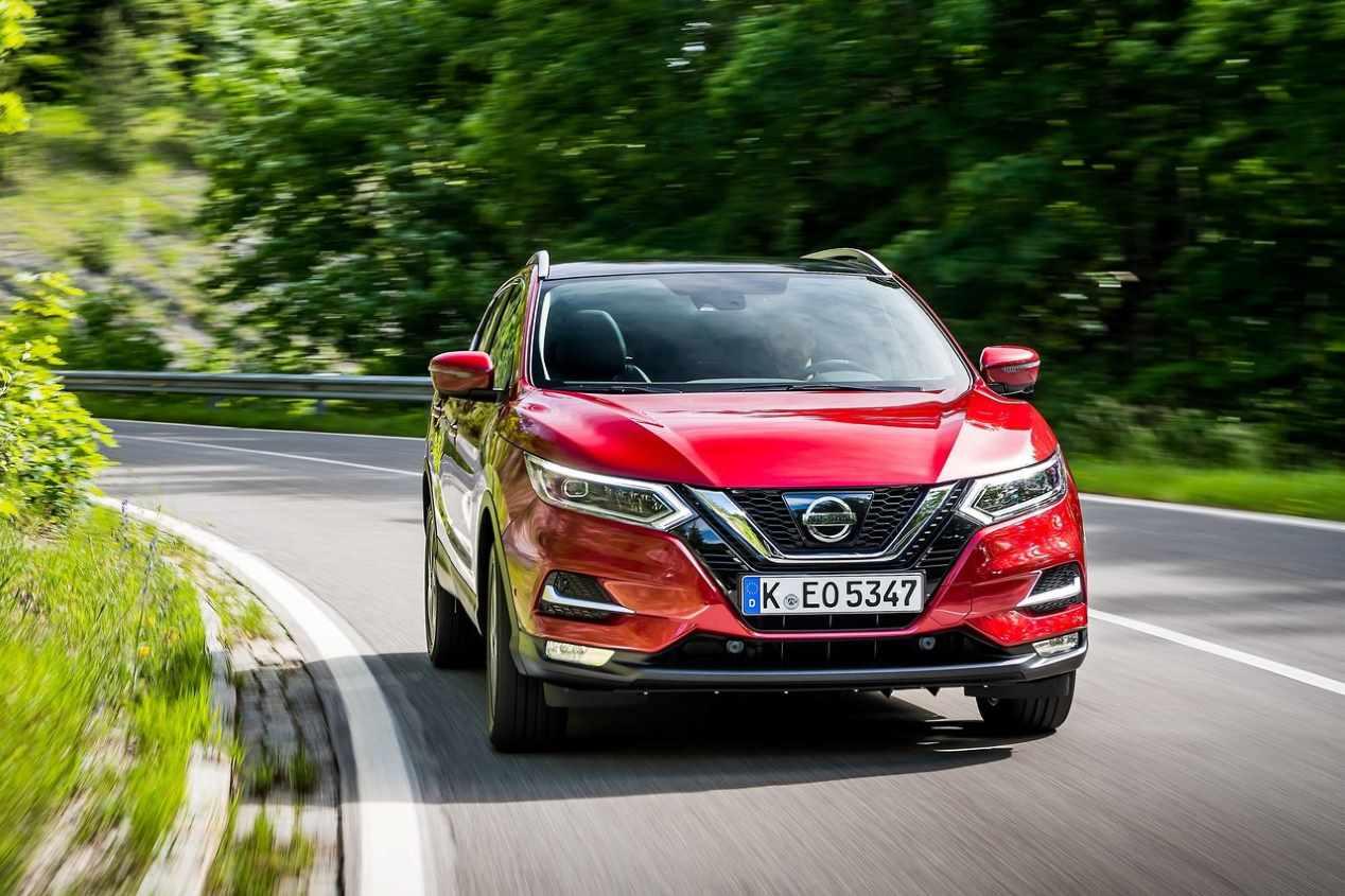 El Nissan Qashqai se mantiene como SUV líder en España