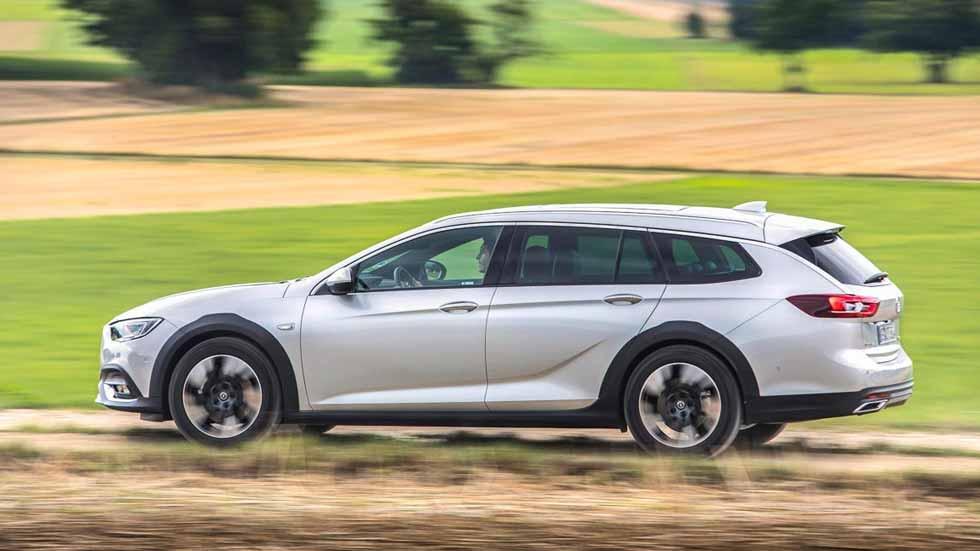 "Opel Insignia Country Tourer: a prueba un familiar muy ""campero"""