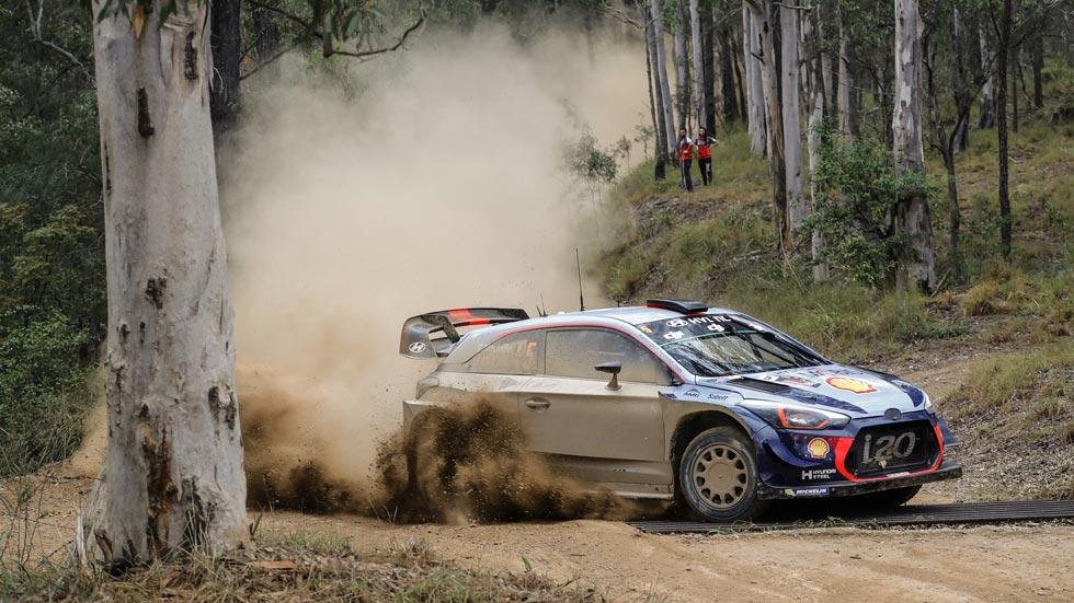 Rally de Australia 2017: Neuville gana y es subcampeón