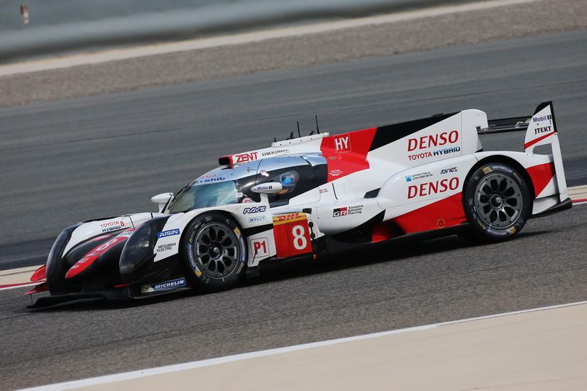 Fernando Alonso inicia su andadura hacia Le Mans