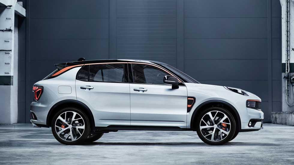 Lynk & Co 02: así será el próximo SUV basado en el Volvo XC40