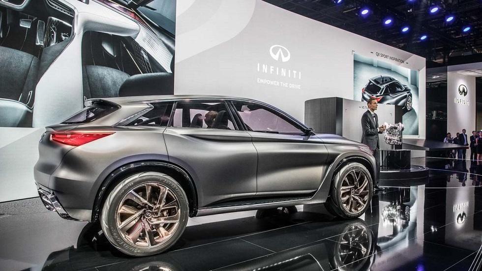 Infiniti: su revolucionario motor gasolina de compresión variable debutará en el QX50