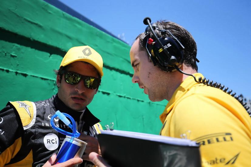 """GP de Abu Dabi: """"Quiero estar entre los diez primeros"""", dice Sainz sobre esta carrera"""