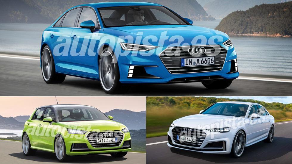Revista Autopista 3031: el futuro de Audi, al detalle