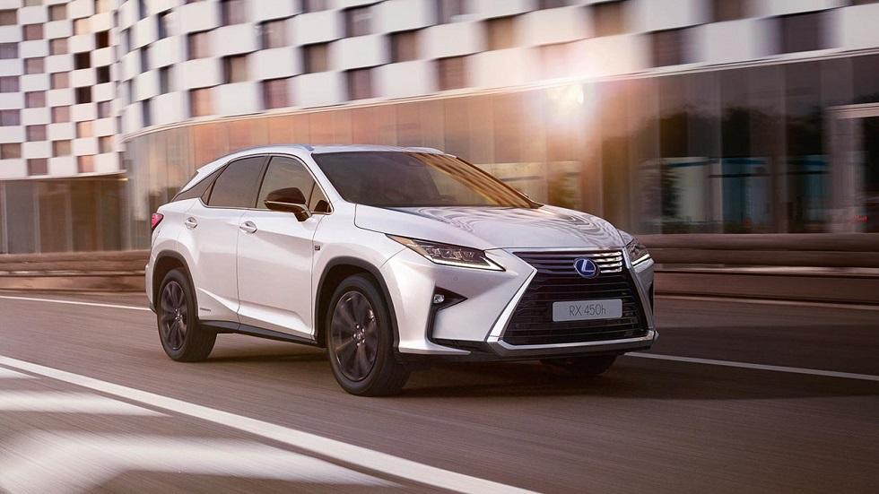Lexus RX 2018: el gran SUV híbrido se renueva en Europa